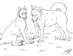 printable 14 realistic husky coloring pages 4718 realistic husky
