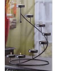 spooktacular fall savings on 15 black candelabra spiral candle