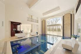 living room in mansion the incredible 19m new jersey house with a swimming pool in the