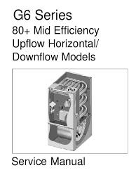 kelvinator g6 series furnace manual furnace duct flow