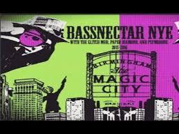 bassnectar nye poster bassnectar nye 2016 a asp rocky lsd remix
