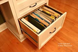 how to build a file cabinet drawer dining room home office how to make a hanging file drawer with a