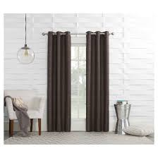 Thermal Curtain Lining Which Side Out Insulated Thermal Curtains Target