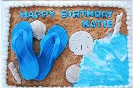 beach cakes http www cake decorating corner com