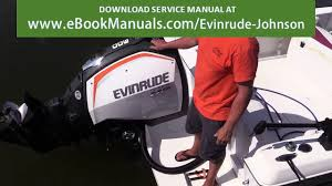 twisted evinrude v8 power by monty racing video dailymotion