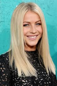 what kind of hairstyle does julienne huff have in safe haven julianne hough blonde medium straight hairstyle popular haircuts