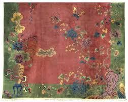 Nichols Chinese Rugs Guide To Antique Bordjalou Rugs U0026 Carpets