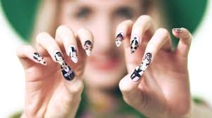 watch check out this ballerina inspired doll nail art teen vogue