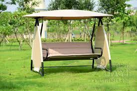 3 seat swing hammock canopy outdoorlivingdecor