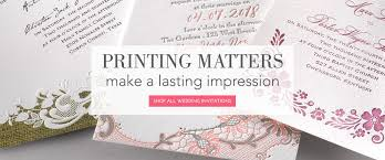 wedding invitations printing wedding invitation printing invitations by
