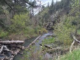 Philmont Scout Ranch Map Cimarron Canyon Cimarron To Eagle Nest Scenic Drive New Mexico