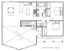 Simple Floor Plan Software Floor Plan Symbols Clip Art 36