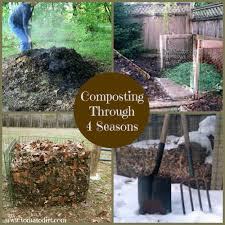 when to compost a guide to composting through 4 seasons
