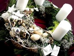 68 best adventskränze images on pinterest autumn candles and