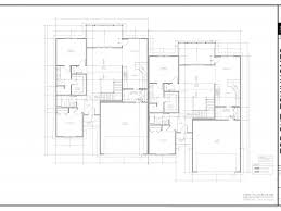 townhome plans topcut dimensions inc