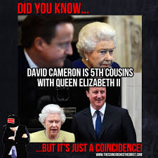 David Cameron Memes - david cameron s bloodline connections the coincidence theorist