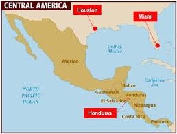 america map honduras where is honduras where is honduras