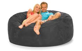 giant bean bag beds the largest gigantic beanbags for huge