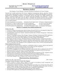 100 resume for analyst job job wining business intelligence