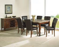 buy montibello dining room set by steve silver from www