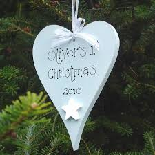 personalised tree ornaments uk lights decoration