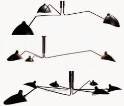 Serge Mouille Lampe Rosa Beltran Design Serge Mouille Inspiration And A Round Up Of