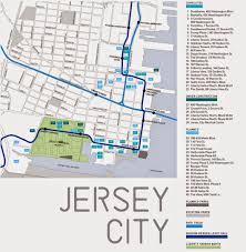 Map Of Jersey City Jersey City Map Free Printable Maps