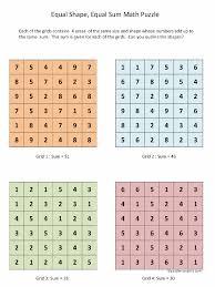 55 best math puzzles images on pinterest maths puzzles number