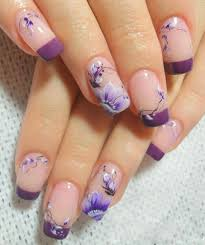 198 best french nail art designs images on pinterest make up