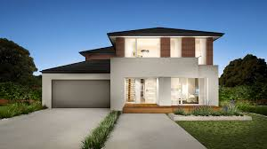 traditional 2 story house divine 2 storey contemporary house in canada featuring exterior