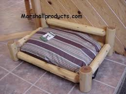Cedar Dog Bed Custom Dog Furniture Doghouses Beds Gates And Crates Made By