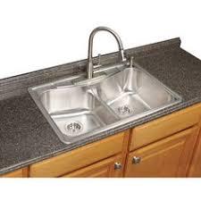 lowes double kitchen sink american standard 20 gauge single basin drop in or undermount