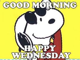 Happy Wednesday Meme - 18 snoopy good morning wishes