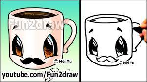 kawaii food how to draw food watermelon popular cartoon