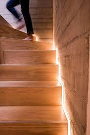 led treppe led profile die treppe schönsten stufenbeleuchtung led leiste
