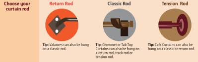 What Is A Cafe Curtain Rod 6 Helpful Tips To Make Hanging Curtains A Breeze