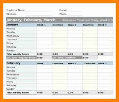 timesheet template excel timesheet template free simple time
