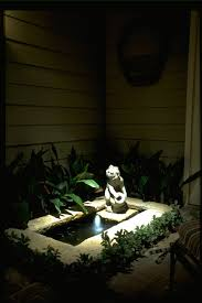 garden lighting gallery