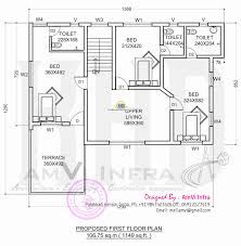 top residential blueprints on single story house plans new home