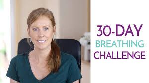 Challenge Breathing My 30 Day Breathing Challenge Myofunctional Therapy Exercises