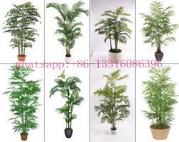 q072818 artificial fan palm bonsai tree wholesale types of