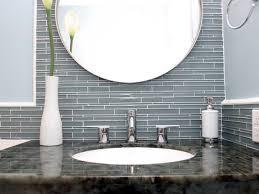 glass tile backsplash ideas bathroom glass tile backsplash ideas bathroom bathroom design and shower ideas