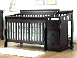 Baby Cribs With Changing Table Attached Crib And Changing Table Crib Changing Table Dresser Set By Crib