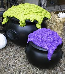 diy bubbling witch u0027s cauldron project by decoart
