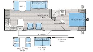 28 rv floor plans camper floor plans houses flooring