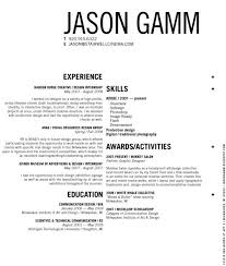 graphic design student resume sample graphic design intern resume