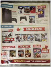 gamestop black friday ad leaks maxconsole
