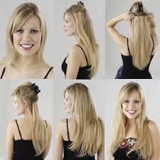 clip hair how to apply clip in extensions