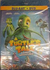 amazon turtle u0027s tale sammy u0027s adventures blu ray anthony