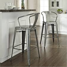 Kitchen Brilliant Chairs Creative Metal Dining Room Home Decor - Elegant dining table with bar stools residence